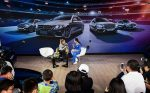 FOTOGALERIE: Simona Halep a participat la un eveniment Mercedes, la Beijing