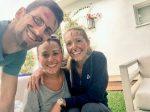 POZA ZILEI, 21 octombrie 2016: Novak Djokovic, «machiat» special pentru ziua fiului său