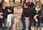 FOTO: Roger Federer a participat la o prezentare de modă la Paris