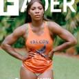 Serena Williams nu joacă în perioada aceasta, dar cu siguranță poate vinde reviste. De aceea și apare atât de des pe copertă. Cea mai nouă apariție a Serenei Williams e...