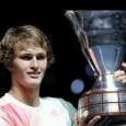 În Terenul Fanilor revine Paul Athes, care scrie despre unul dintre jucătorii care probabil că vor lupta pentru supremaţie în tenisul anilor viitori. Trebuie să recunosc că mi-a luat ceva...