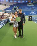 Andreea Mitu a cucerit titlul la Bratislava! E primul succes cu Victor Crivoi antrenor