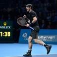 Andy Murray și-a văzut visul cu ochii, încheind în cel mai strălucit mod un an de excepție. Andy Murray l-a învins cu scorul de 6-3, 6-4 pe Novak Djokovic în...
