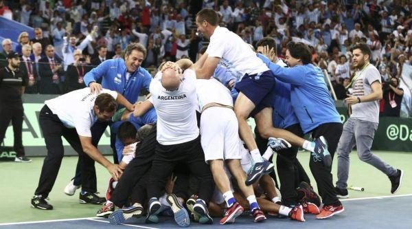 cupa davis argentina campioana 2
