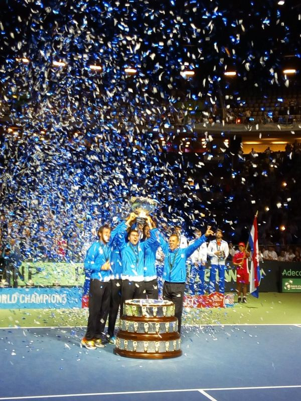cupa davis argentina campioana 4