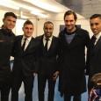 Aflat acasă, Roger Federer nu putea rata un meci al echipei de fotbal favorite, FC Basel, în Liga Campionilor. Așa că le-a făcut o surpriză și rivalilor acestora. Roger Federer...