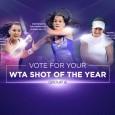 """Simona Halep şi Monica Niculescu au fost nominalizate de WTA pentru titlul de lovitura anului. De fapt, era ceva firesc, ele câștigând în diferite momente ale anului, titluri la """"lovitura..."""