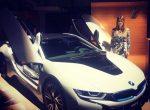 FOTO: Sorana Cîrstea, la un eveniment BMW
