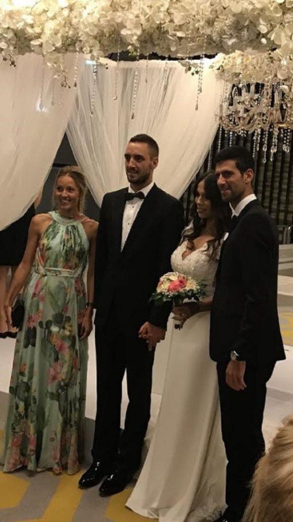 victor troicki nunta djokovic