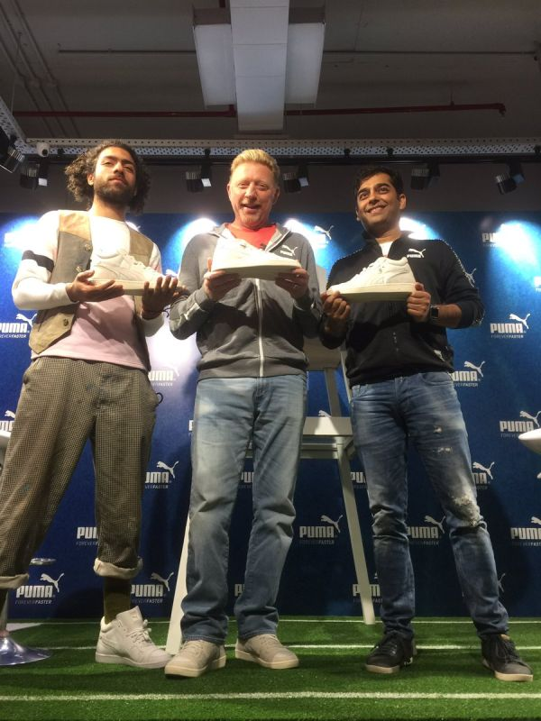 boris becker puma india