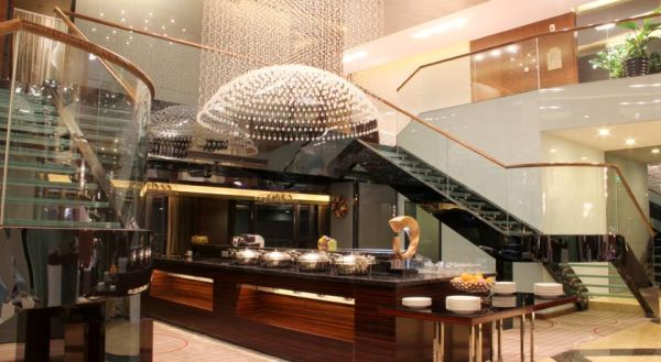 crowne plaza shenzhen hotel 8