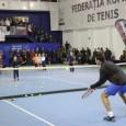 """Horia Tecău a jucat marți tenis cu copiii, în cadrul unui Kid's Day organizat la Centrul National de Tenis de FRT cu ocazia sosirii lui Moș Niculae. """"Mă bucur să..."""