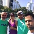 Irina Begu se antrenează în această perioadă în Dubai, așa cum ați aflat AICI. Ea a postat pe pagina de Facebook o fotografie alături de echipa ei cu care va...