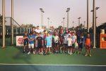 FOTO: Irina Begu, alături de copii, la Dubai