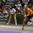 Maria Sharapova și-a făcut apariția pe un teren de tenis înaintea ridicării suspendării pentru dopaj. Sharapova a făcut senzație în timpul demonstrativului organizat în Puerto Rico, în onoarea Monicăi Puig,...