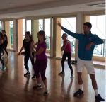 VIDEO: Novak Djokovic se antrenează prin dans