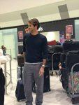 FOTO: Roger Federer a ajuns la Perth cu toți copiii. El va juca la Cupa Hopman