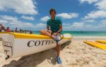 POZA ZILEI, 30 decembrie 2016: Roger Federer, pe plajă la Perth