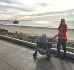 FOTO: Victoria Azarenka, la cel mai frumos antrenament: cel al plimbării copilului