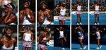 POZA ZILEI, 26 ianuarie 2017: Bucuria americancei Venus Williams în imagini. Ea s-a calificat după 14 ani în finala Australian Open