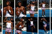 Bucurie Venuw Williams combo australian open