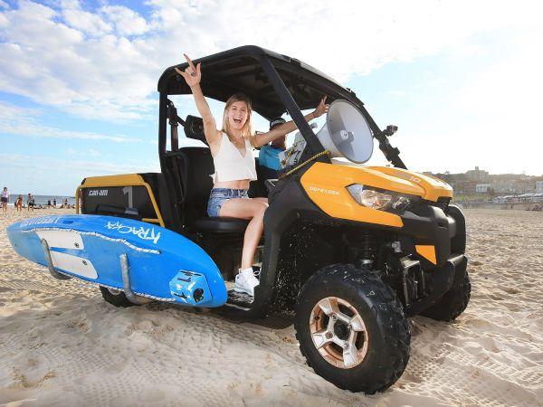 Eugenie Bouchard bondi beach sydney  06
