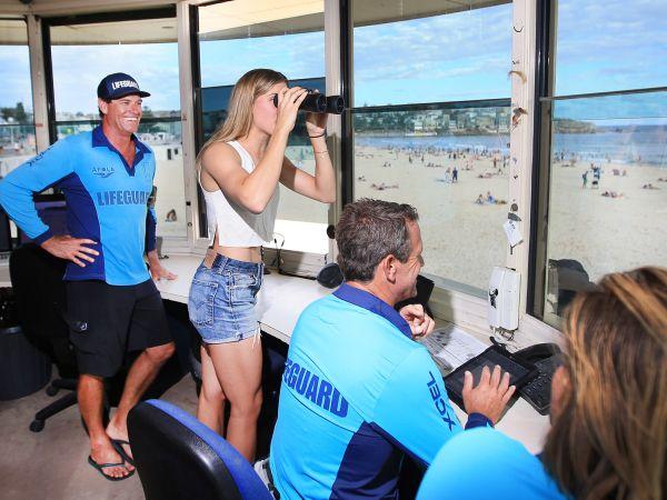 Eugenie Bouchard bondi beach sydney  07