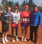 Alexandra Dulgheru s-a retras în setul doi al finalei de la Hammamet