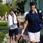 ATP Doha 2017: Florin Mergea si Dominic Inglot debutează luni în noul sezon