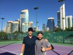 ATP Doha 2017: Florin Mergea și Dominic Inglot au început anul cu dreptul: sunt în sferturi la dublu