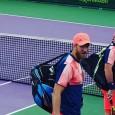 Florin Mergea și Dominic Inglot s-au calificat în sferturile de finală ale probei dedublu din cadrul turneului de la Auckland. În primul tur, Florin Mergea și Dominic Inglot, favoriți 2...