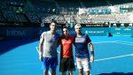 ATP Sydney 2017: Horia Tecău şi Jean Julien Rojer sunt în sferturile de dublu