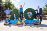 FOTOGALERIE: Simona Halep a inaugurat o nouă cale de acces la Australian Open. Iată ce a declarat jucătoarea noastră