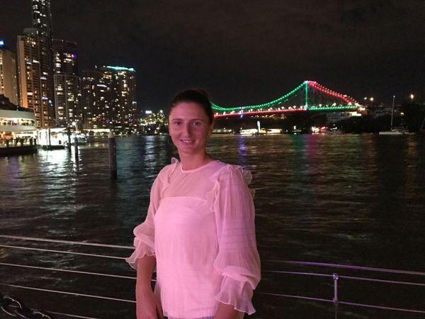 irina begu Brisbane