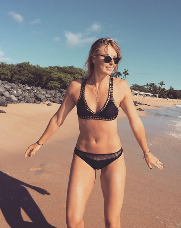 maria sharapova hawaii
