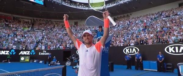 O nouă surpriză majoră la Australian Open! Liderul clasamentului mondial, Andy Murray, a fot eliminat în optimile de finală de germanul Mischa Zverev! Clasat pe locul 50 în lume, Mischa...