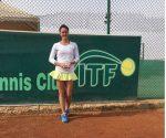 Oana Simion, campioană la turneul ITF de la Cairo