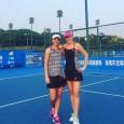 Una caldă și una rece pentru românce azi, în proba de dublu de la Shenzhen. Raluca Olaru e singura româncă ajunsă în sferturile de finală ale probei de dublu de...