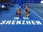 Raluca Olaru a urcat 10 locuri în clasamentul mondial de dublu după finala de la Shenzhen. Iată ce locuri ocupă și alte românce