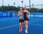 WTA Shenzhen 2017: Raluca Olaru a pierdut finala de dublu