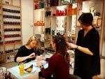 FOTO: Simona Halep a făcut o vizită la salon