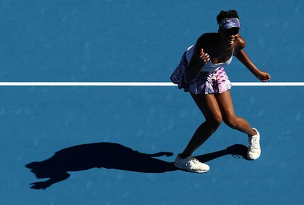 venus williams bucurie australian open