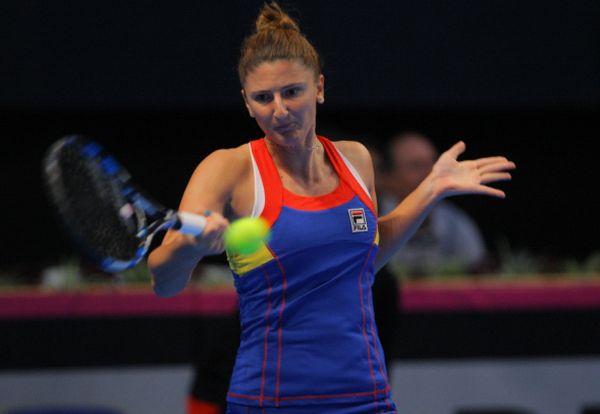 Irina Begu fed cup
