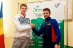 Cupa Davis Belarus – România: Adrian Ungur a adus primul punct echipei noastre
