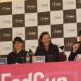 După tragerea la sorți a ordinii meciurilor din cadrul întâlnirii de Fed Cup dintre România și Belgia, echipa oaspete a susținut o conferință de presă. Iată ce au declarat câteva...