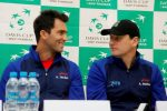Cupa Davis Belarus – Romania: Iată ce au declarat Andrei Pavel și Horia Tecău la conferința de presă