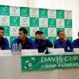 A fost efectuată tragerea la sorţi a meciurilor din cadrul întâlnirii dintre Belarus şi Romania, din primul tur al Zonei I Euro-Africane a Cupei Davis, care va avea loc de...