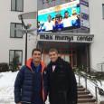 Horia Tecău se află de două zile la Minsk, în Belarus, acolo unde alături de coechipierii săi va încerca, la finalul săptămânii, să obțină victoria care să ne califice echipa...
