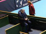 Fed Cup România – Belgia: Ilie Năstase, căpitanul pe atât de nejucător pe cât de absent