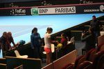 Fed Cup România – Belgia: 5 lucruri inedite văzute miercuri la antrenamentele echipei României